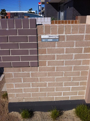 Austral Urban One Brick Range - Colour Nougat