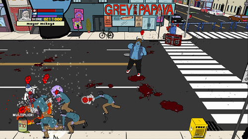 Ugly Americans: Apocalypsegeddon for PS3 (PSN)