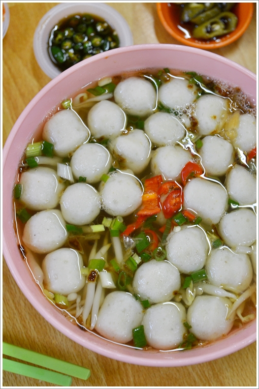 Mini Fishballs