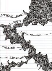 . (People▲Are▲Fool) Tags: summer loving drawing smoking feelings