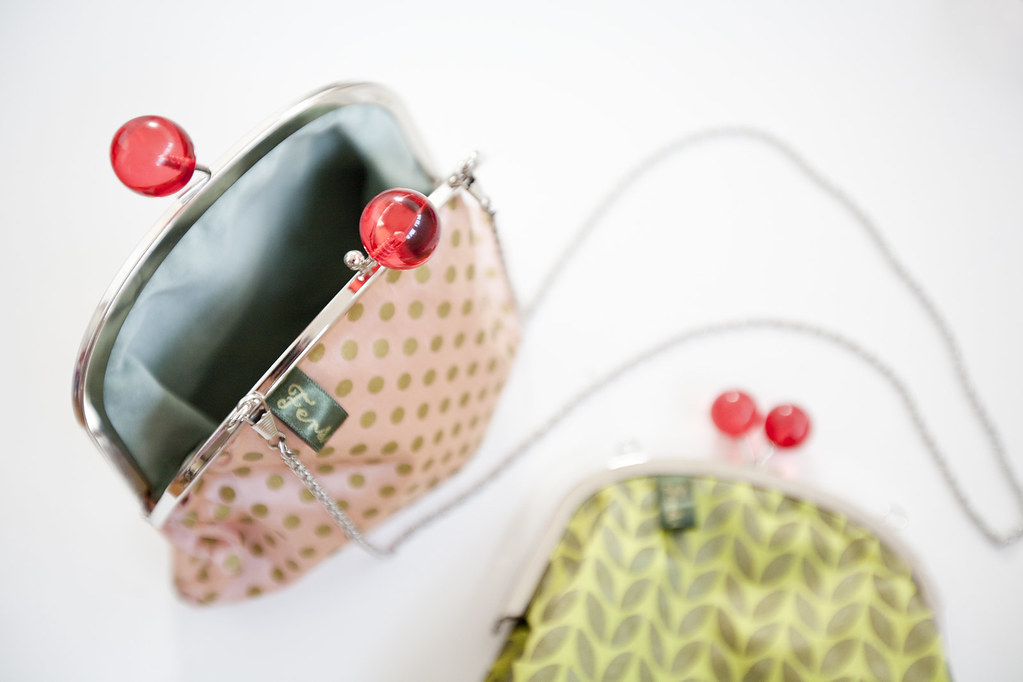 cherry on top, fensismensi torbica, bag