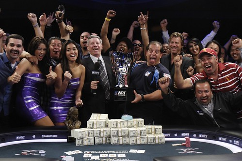 Will The Thrill Failla Wins the 2011 Legends of Poker
