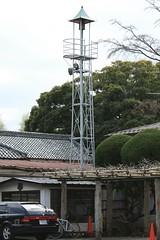 小川の火の見櫓(小平市)