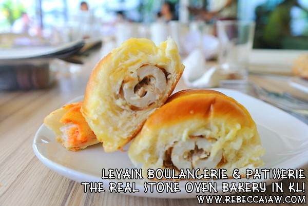 Levain Boulangerie & Patisserie, The real STONE OVEN bakery in KL-3