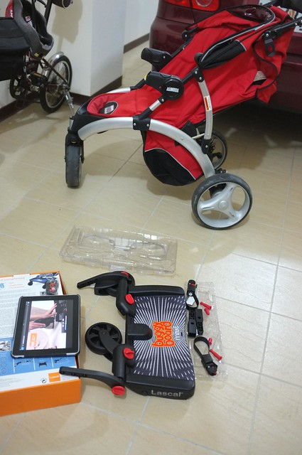 嬰兒車踏板 - Lascal BuggyBoard-Maxi