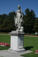Hera Statue - Schlosspark Nymphenburg