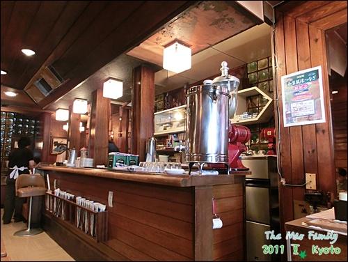 六曜社咖啡店