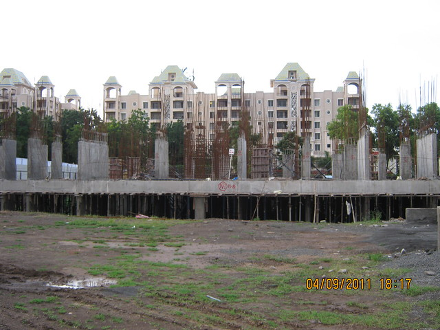 Site of 24K Allura Residences, 3 BHK 4 BHK Flats & Penthouses at Kolte-Patil Developers' Hills & Dales, Corinthians Club, Undri, P O Mohammadwadi, Hadapsar, off NIBM, Pune 411 028