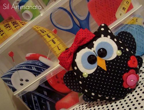 E vamo que vamo nos crafts!!! by Sil Artesanato