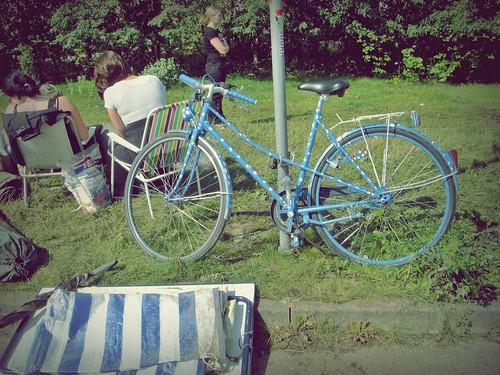 dockville himmelblau bike
