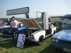 Mike's 347 V8 Capri