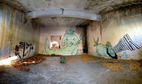 Albanie - près de Saranda - 12-08-2011 - 18h09