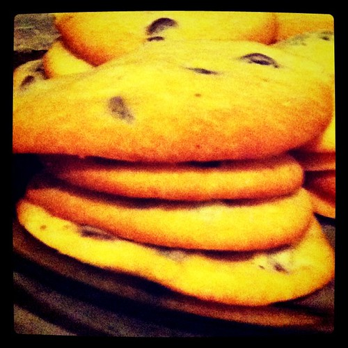 Pancake cookies ... an experiment