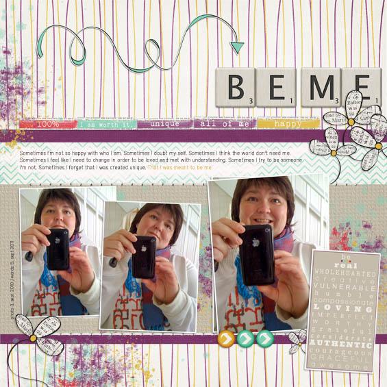 Be Me.
