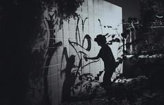 () Tags: man graffiti los angeles afro btc 025 afroman o25