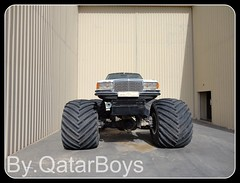 The Monster Benz ( QTR) Tags: car museum dubai united emirates arab qatar