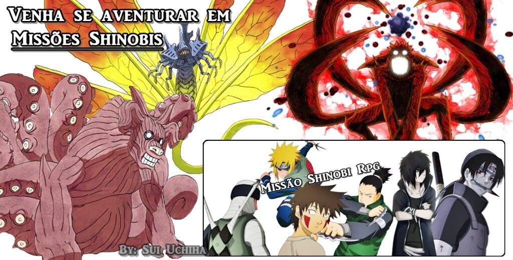 Naruto Missão Shinobi