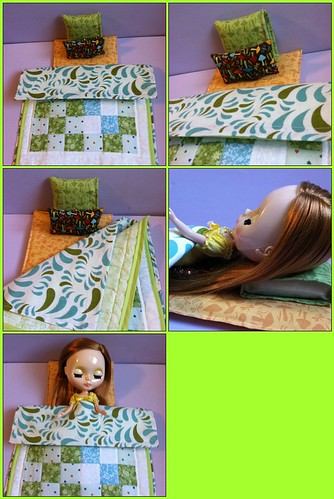 Blythe bedding set by SweetteaMom