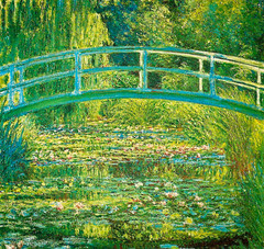 Claude Monet - The Water Lily Pond, 1899 at the National Gallery London England (mbell1975) Tags: england london art water museum painting landscape pond europe gallery museu lily musée musee m national monet gb impressionism claude museo impression impressionist muzeum the müze 1899 museumuseum