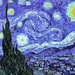 Vincent van Gogh: Starry Nght