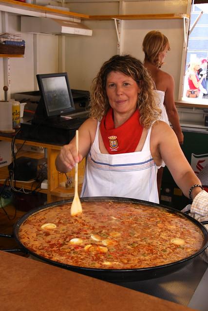 Ampuero Fiestas - Paella