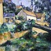 Paul Cézanne: Turning Road at Montgeroult