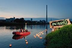 DETOX tour 2011 - den sedm - Spolana Neratovice (Greenpeace Czech) Tags: greenpeace voda detox labe neratovice spolana detoxtour
