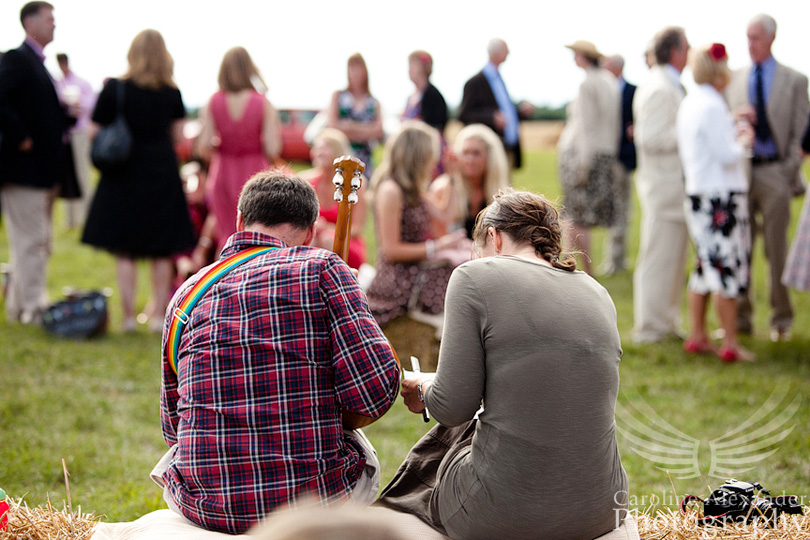 030 village fete wedding