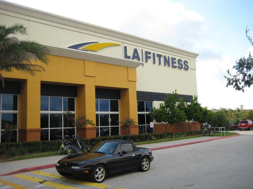 LA Fitness 2