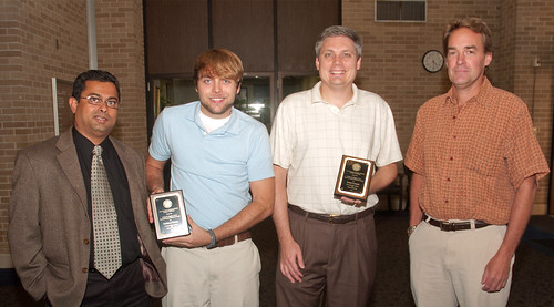 Clyde Huggins Award 2011