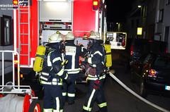 Feuer Geräteschuppen Breckenheim 13.09.11
