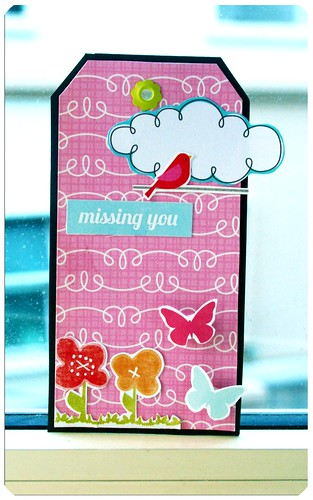 Missing you tag