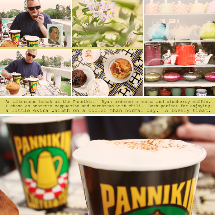 The Pannikin with Ryan
