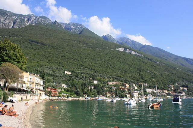 Playa del Lago di Garda