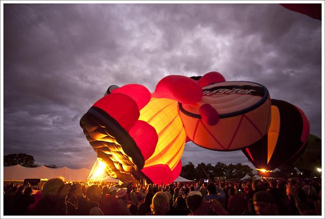 Balloon Glow 8