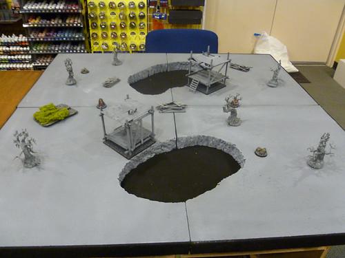 Isengard Table