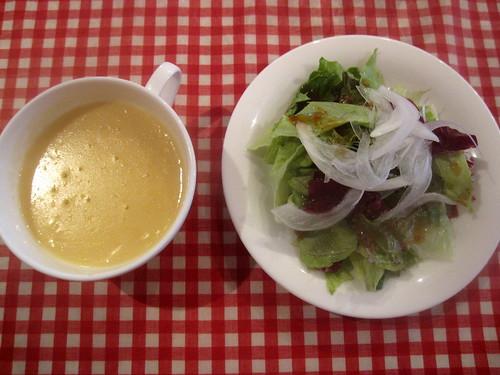 スープ・サラダ@KOIZUMI(練馬)