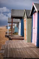 Milford-on-Sea Beach Huts (Matt_Daniels) Tags: