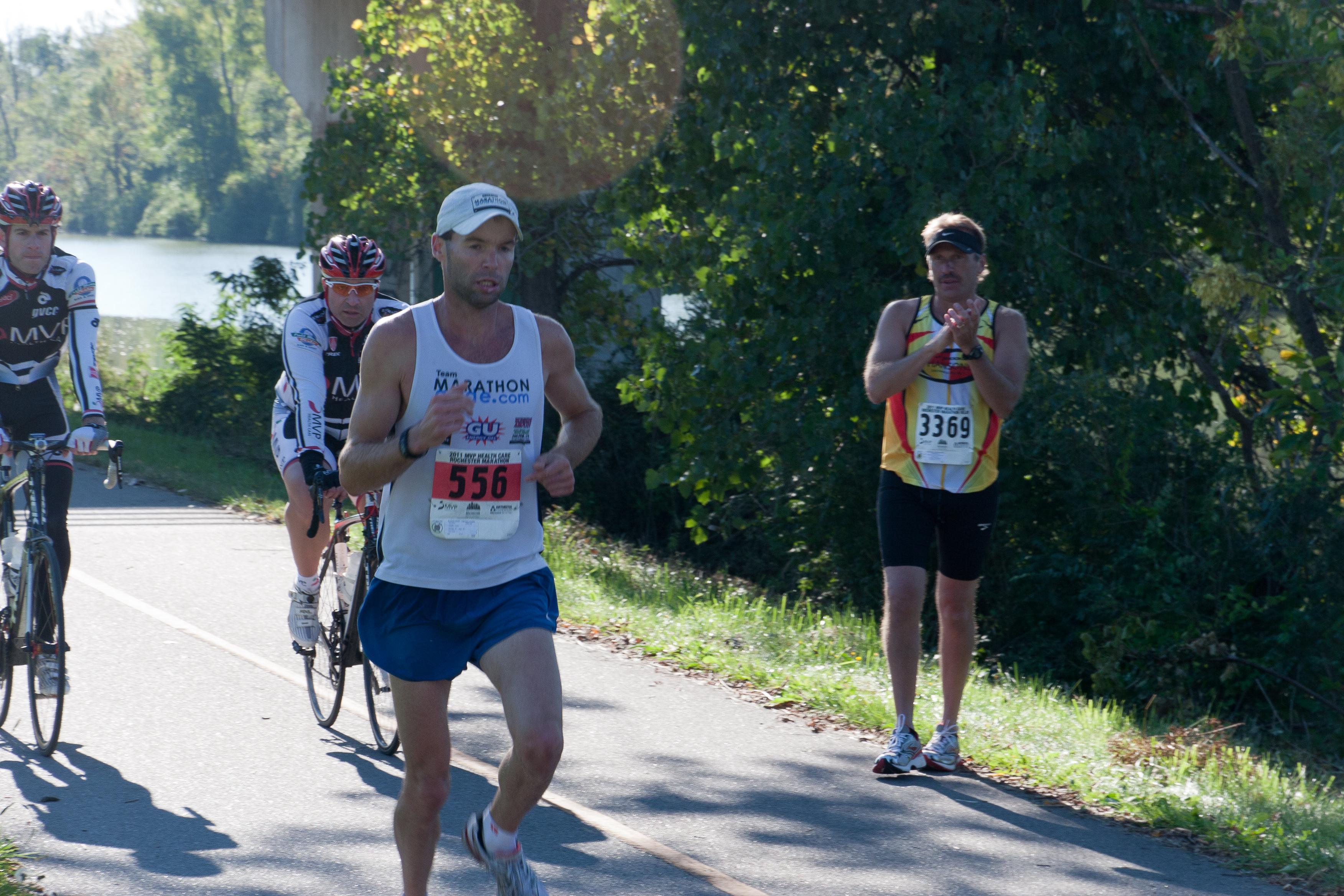 Lead Runner