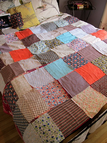 Planning the quilt