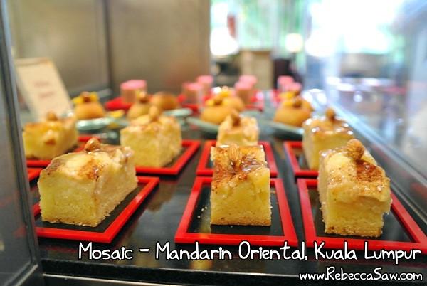 Mosaic- Mandarin Oriental, Kuala Lumpur-46