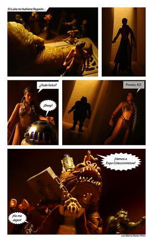Si Luke no hubiera llegado... by laap mx