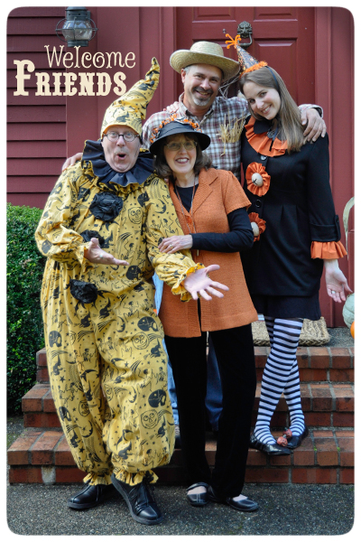 Halloween-Quartet