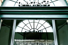 Electric Avenue - MuseumsQuartier Wien: quartier21