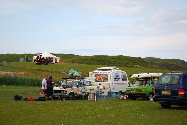 durness campsite
