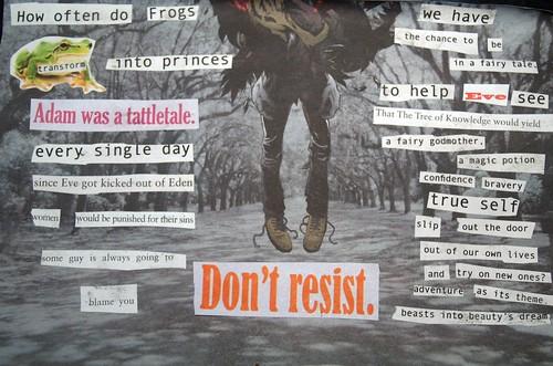 Don't Resisit