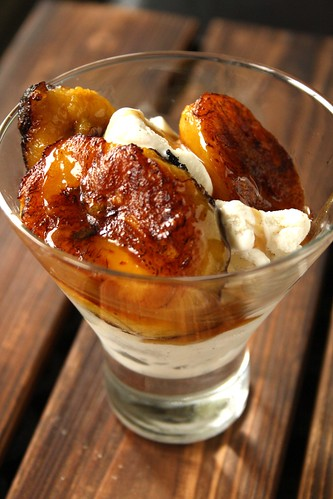Bobby Flay's Grilled Plantains with Rum-Brown Sugar Glaze