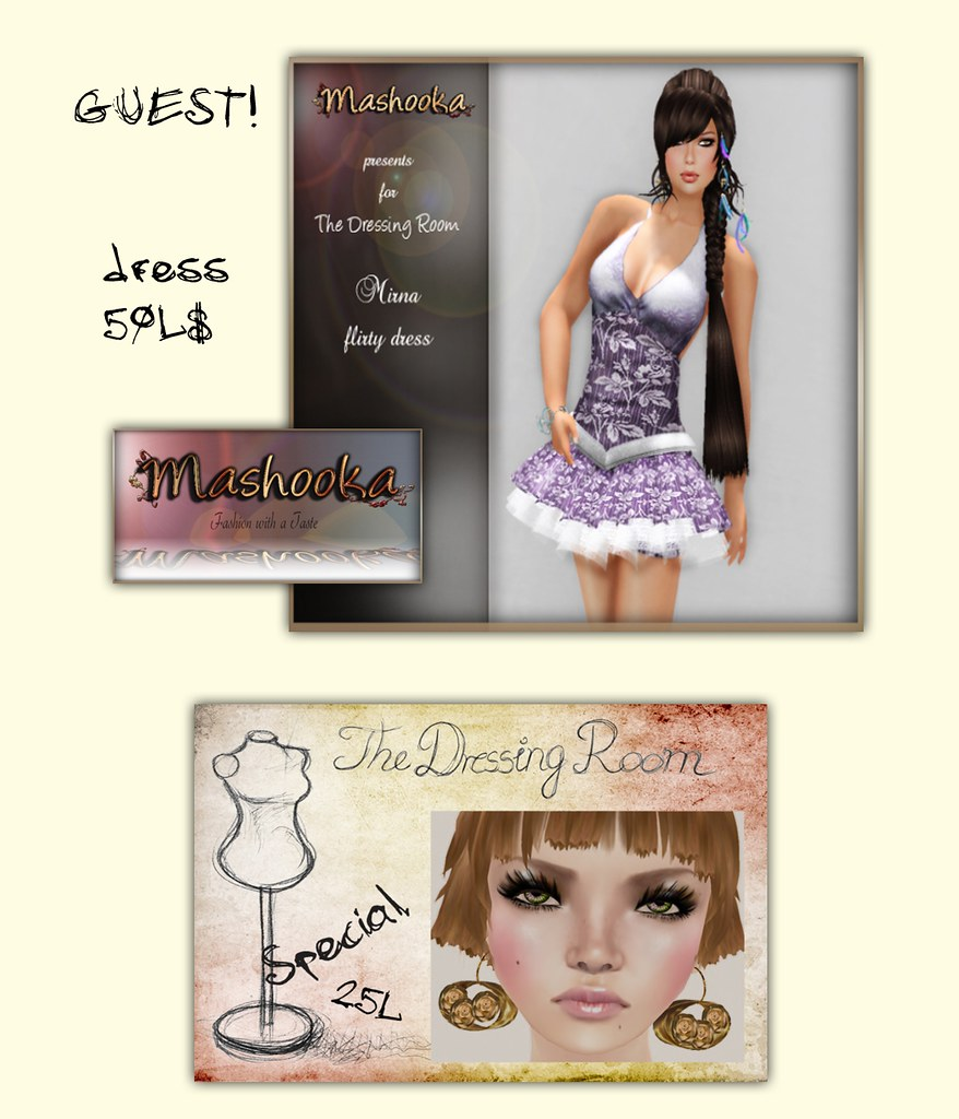 The Dressing Room - NEW COLLECTION!
