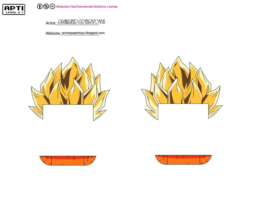 Muñecos armables de Dragon Ball, Z y GT