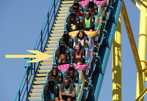 Six Flags in Vallejo